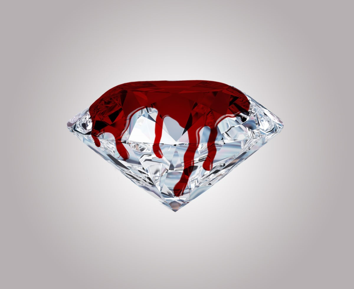 Blood or conflict diamond